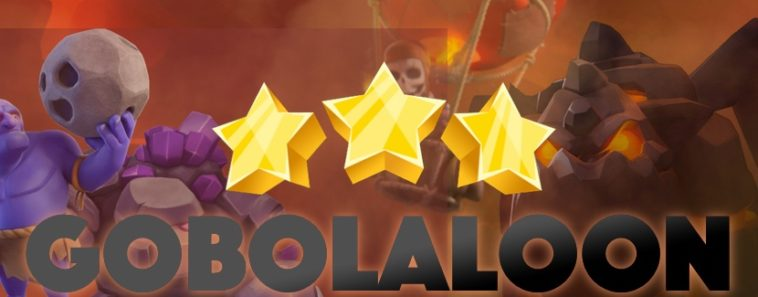 حمله سه ستاره با GoBoLaLoon