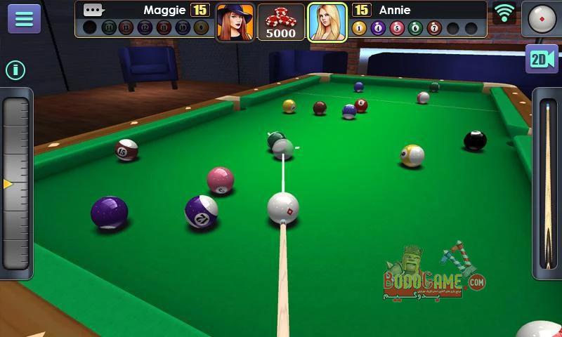 نقد و بررسی بازی 3D Pool Ball