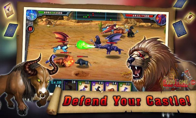 نقد و بررسی بازی Fort Conquer