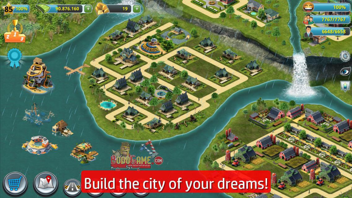 نقد و بررسی بازی City Island 3