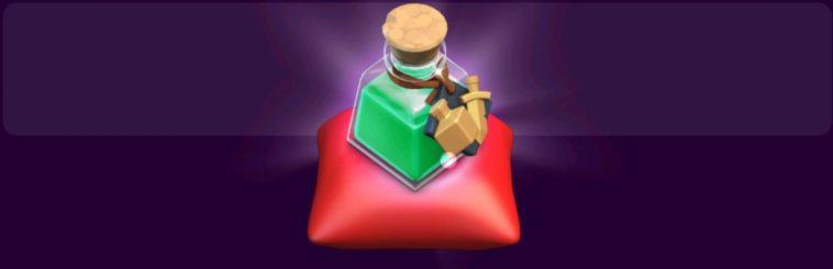 بازی های کلنی و آیتم های جادویی