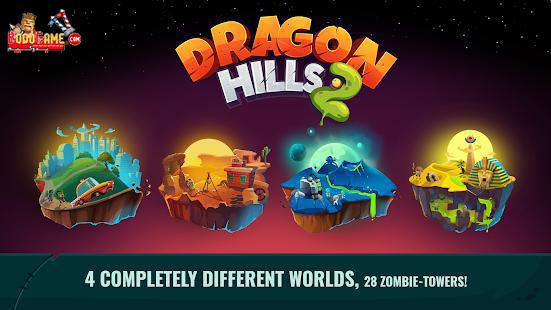 دانلود بازی اکشن Dragon Hills 2