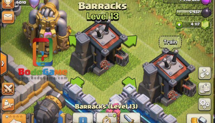 Barracks-Level-13