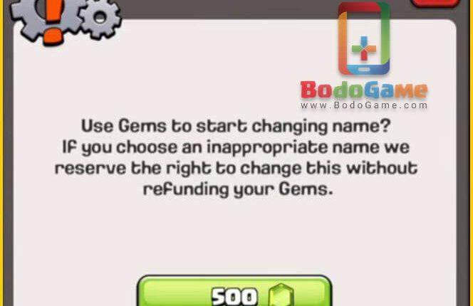 Change-name-with-gem-clash-BodoGame