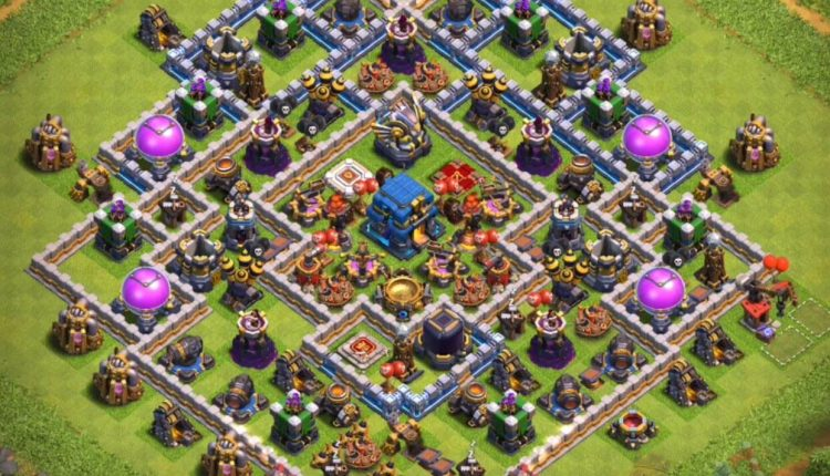 townhall 12 full max map view